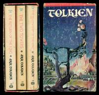 THE LORD OF THE RINGS: Book (1) One: The Fellowship of the Ring; Book (2) Two: The Two Towers; Book (3) Three: The Return of the King by  J. R. R Tolkien - Paperback - Later Printings - 1971 - from W. Fraser Sandercombe and Biblio.com