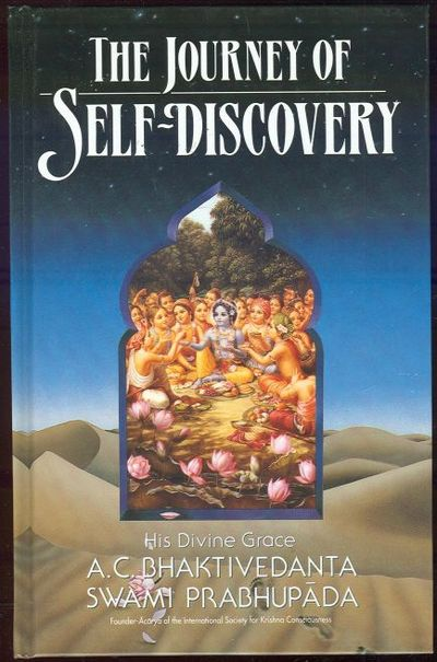 Image for JOURNEY OF SELF-DISCOVERY