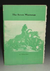 image of The Seven Mustangs [with Note in Dobie's hand]