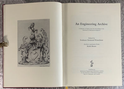 London: Mechanical Engineering Publications, Ltd. for the Institution of Mechanical Engineers, 1997....