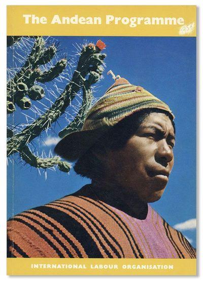 Geneva: International Labour Organization (ILO), 1958. First Edition. Octavo. Pictorial card wrapper...