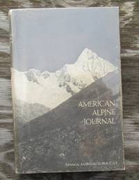 image of The American Alpine Journal 1970 vol 17 no 1