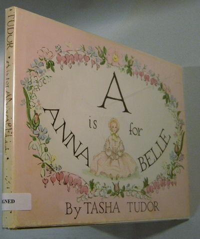 New Uork: Oxford University Press, 1957. Hardcover. Near fine/Very good. Tasha Tudor. Second printin...