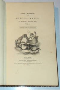 ODD WHIMS AND MISCELLANIES. By Humphrey Repton, Esq. (Volume 1 only).