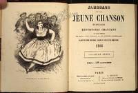 Almanach de la jeune chanson française.