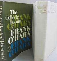 9780394439013 Collected Poems Of Frank Ohara By Frank Ohara