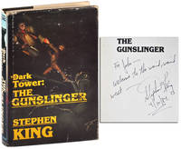 THE DARK TOWER: THE GUNSLINGER - INSCRIBED TO JOHN D. MACDONALD
