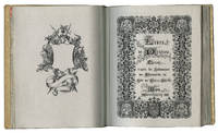 image of Woven Book of Hours; in Latin and French, illustrated book woven in silk