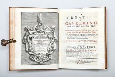 A Treatise of Gavelkind, both Name...