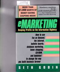 image of EMARKETING REAPING PROFITS ON THE INFORMATION HIGHWAY