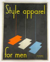 image of Style apparel for men, October 1932