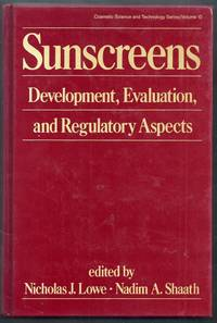 Sunscreens.  Development, Evaluation, and Regulatory Aspects