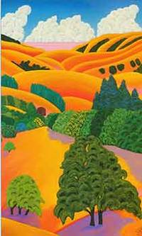 Songs of the Earth: Landscapes by Jack Stuppin. January 8 - April 5, 2009. San Jose Museum of Art, San Jose, CA. [Exhibition brochure]. by  Jack (artist.); San Jose Museum of Art Stuppin - from Alan Wofsy Fine Arts (SKU: 18-7686)
