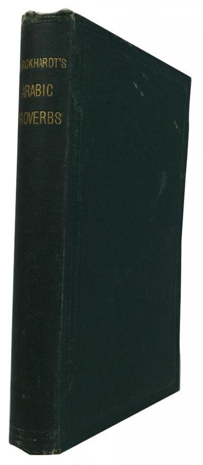 London: Bernard Quaritch, 1875. 2nd edition. Hardcover. Very Good. viii, 283p. Original green cloth....