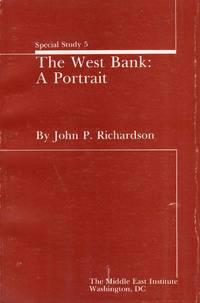 The West Bank: A Portrait