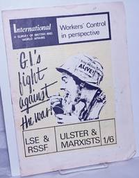 image of International [1969, Vol. 2, No. 3, Mar] Theorectical Journal of the International Marxist Group-British Section of the Fourth International