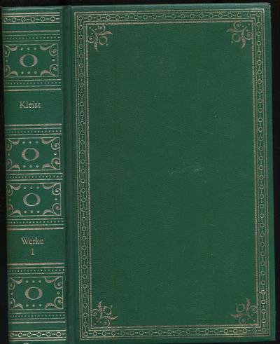 Gutersloh: Bertelsmann, . Hardcover. Fine. First edition. First Volume only. Fine.