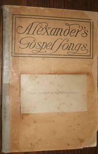 image of Alexander's Gospel Songs