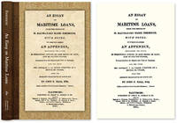 An Essay on Maritime Loans, From the French With Notes: To Which is..