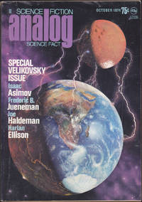 Analog Science Fiction / Science Fact, October 1974 (Volume 94, Number 2)