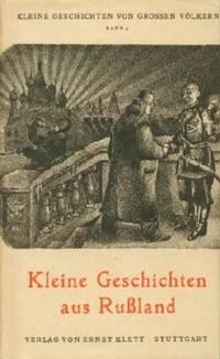 Kleine Geschichten Aus Russland by  Egon (ed) Von Bahder - Hardcover - 1949 - from Black Sheep Books (IOBA) and Biblio.com