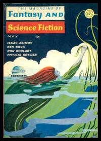 image of THE MAGAZINE OF FANTASY AND SCIENCE FICTION - Volume 32, number 5 - May 1967