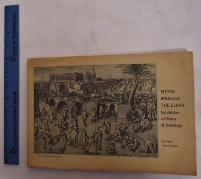 Los Angeles: Los Angeles County Museum, 1961. Paperback. VG- light wear and discoloration to wraps.....