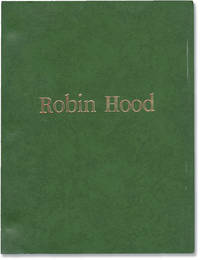image of Robin Hood (Original screenplay for an unproduced film)