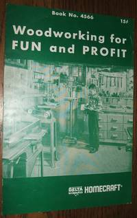 image of Woodworking for Fun and Profit Book No. 4566