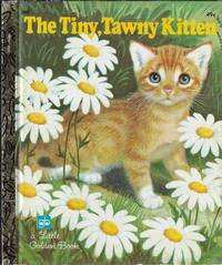 Tiny, Tawny Kitten, Little Golden Book #590