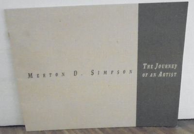 Charleston, South Carolina: Gibbes Museum of Art, 1995. Softcover. VG- with usual library markings. ...