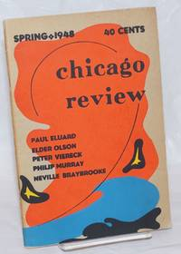 Chicago Review: vol. 2, #4, Spring 1948
