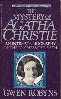image of THE MYSTERY OF AGATHA CHRISTIE