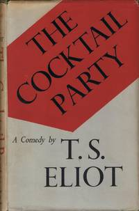 THE COCKTAIL PARTY with PROGRAM OF FIRST PERFORMANCE