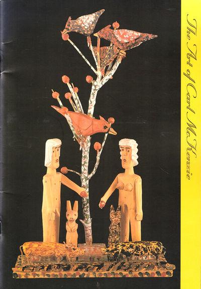 Milwaukee: UWM Art Museum, 1994. Paperback. Very good. 36pp. Very good in publishr's stapled wraps. ...