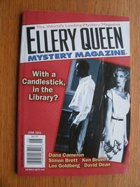 image of Ellery Queen Mystery Magazine June 2012