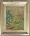 View Image 1 of 3 for Chūgoku Fūkei Chinese Landscape #6 Inventory #90571