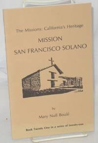 image of Mission San Francisco Solano