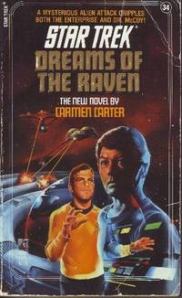 Dreams of the Raven by  Carmen Carter - Paperback - 1987 - from Odds and Ends Shop and Biblio.com