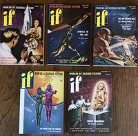 IF Worlds of Science Fiction. 1952. ( Five issues, complete year)