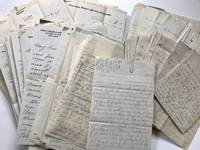 [Extensive Archive of Personal Family Correspondence from Members of the Logue Family, Written from Locations Across the West]