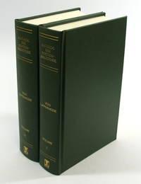 Katalog Der Freiherrlich Von Lipperweide'Schen Kostumbibliothek [2 volumes]