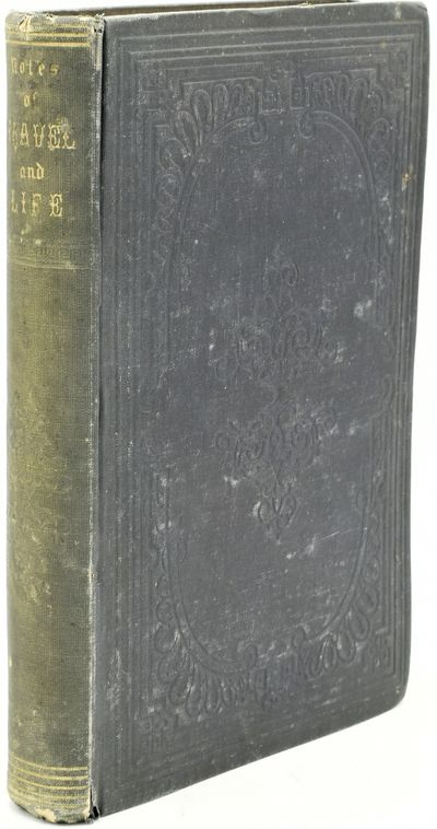 New York: Printed for the Authors, 1854. First Edition. Embossed Cloth. Very Good binding. While pri...