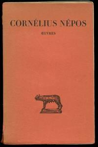 image of Cornelius Nepos: Oeuvres