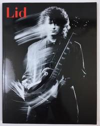 LID Magazine No. 11 Autumn/Winter 2010-2011: Jimmy Page cover