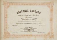 Caterina Cornaro Tragedia lirica in un prologo e due atti di Giacomo Sacchéro ... Riduzione per Canto con accompagnamento di Pianoforte di P. Tonassi ... Fr. 36. [Piano-vocal score]