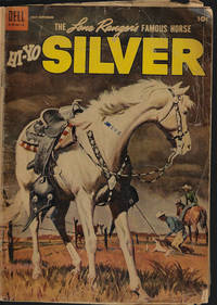 image of HI-YO SILVER, The Lone Ranger's Famous Horse: July - September No. 11 (1954)