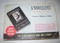 A. Woollcott, His Life and His World (Armed Services Edition)