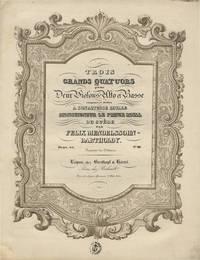[Op. 44]. Trois Grands Quatuors