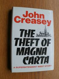 The Theft of Magna Carta by  John Creasey - First US edition first printing - 1973 - from Scene of the Crime Books, IOBA (SKU: biblio12166)